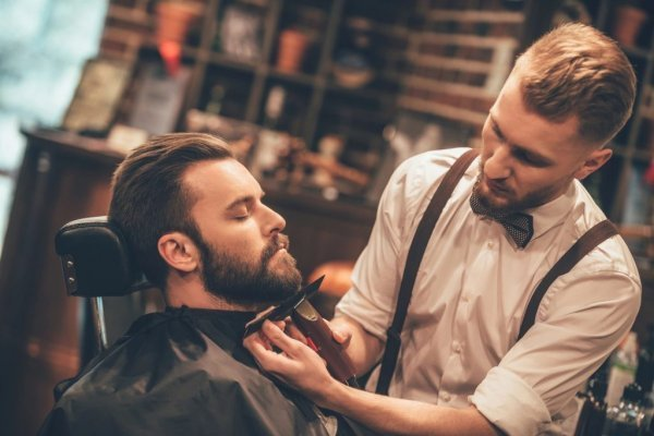 Men Barber shop